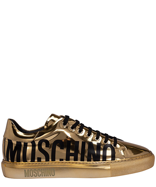 Sneaker Moschino ma15022g1ame0901 oro