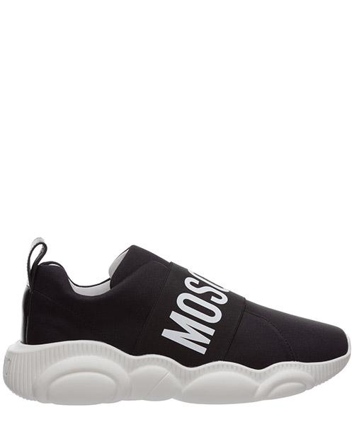 Sneakers Moschino teddy MA15073G1BMN0000 nero