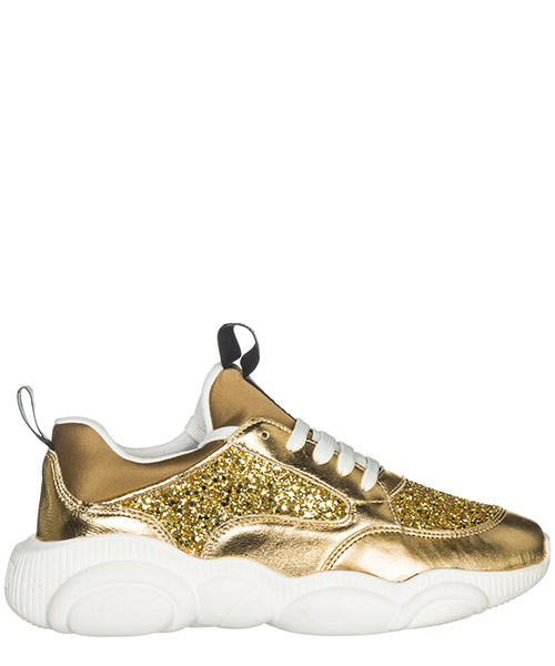 Sneakers Moschino Teddy MA15093G17MJ290A oro