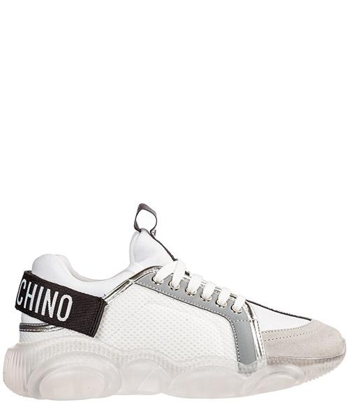 Кроссовки Moschino Teddy MA15113G18MR210A bianco