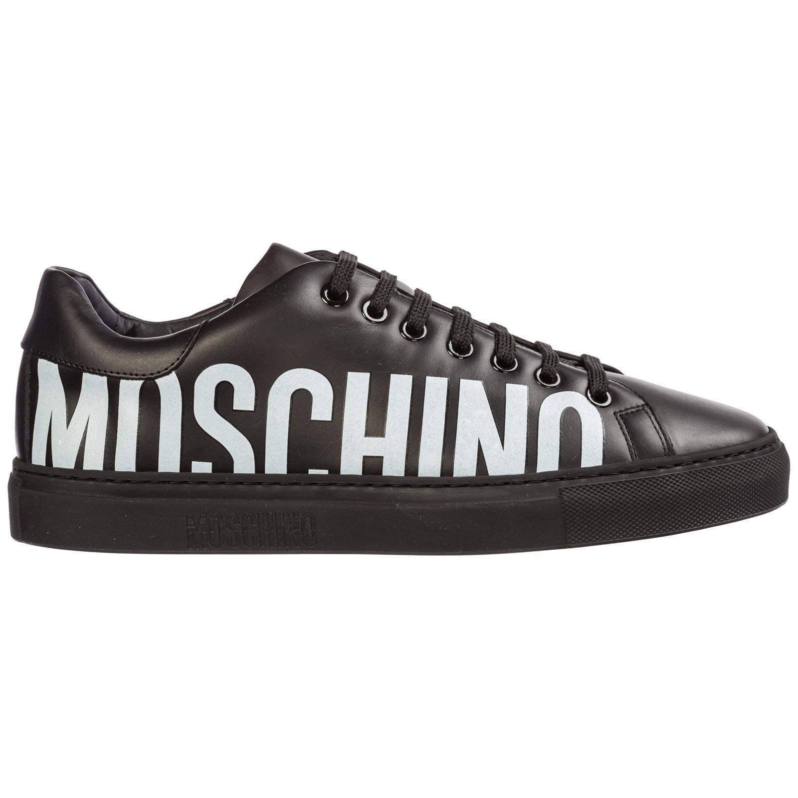 Sneakers Moschino mb15012g08ga0000 nero