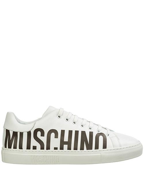 Basket Moschino MB15012G08GA0100 bianco