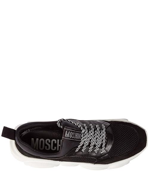 Chaussures baskets sneakers homme en cuir teddy run secondary image