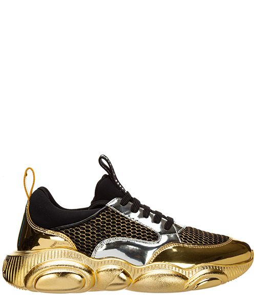 Sneakers Moschino teddy MB15103G0AGS190A oro