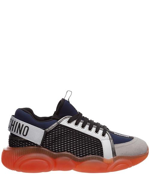 Sneakers Moschino orso MB15133G1BGJ200E nero