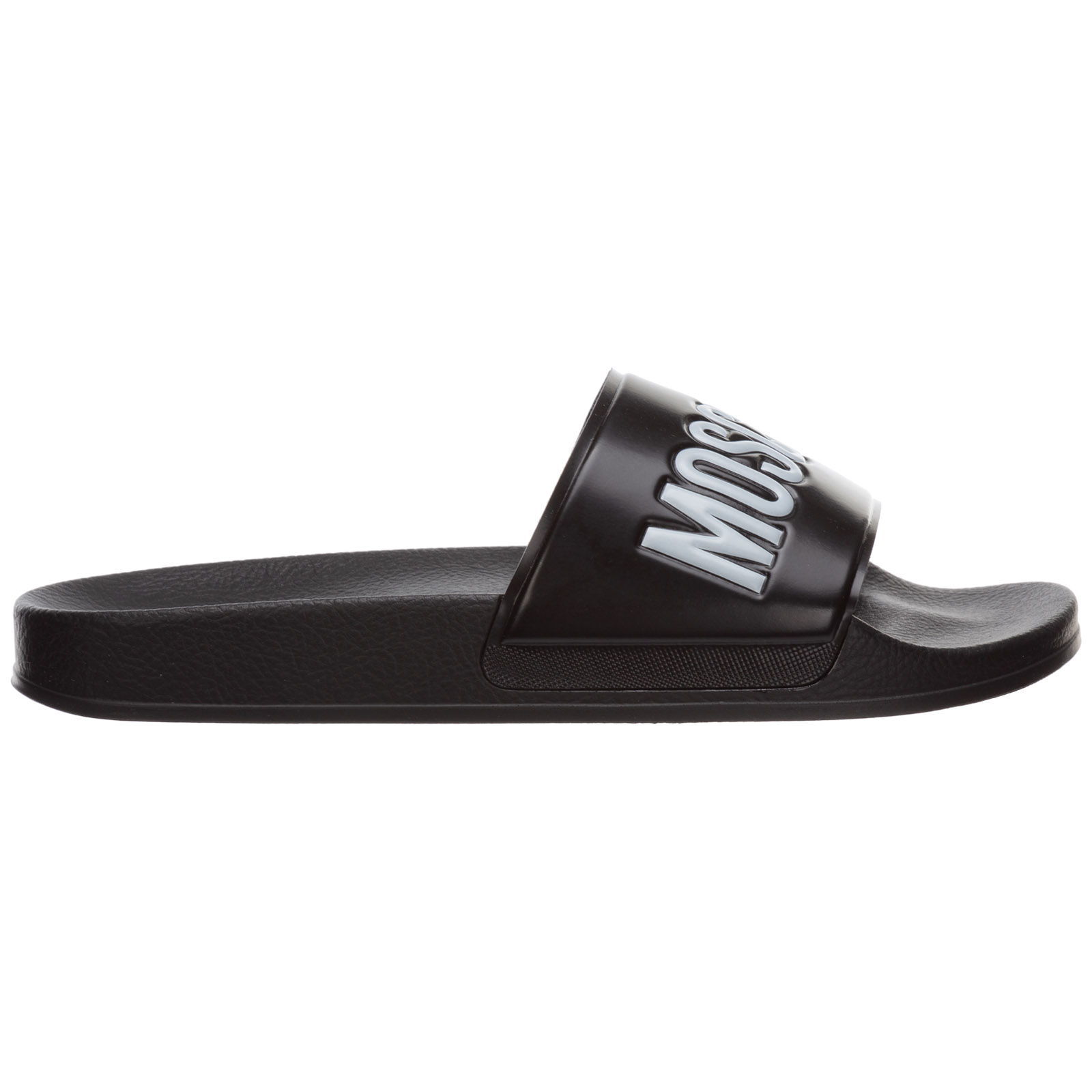 Moschino MEN'S SLIPPERS SANDALS RUBBER