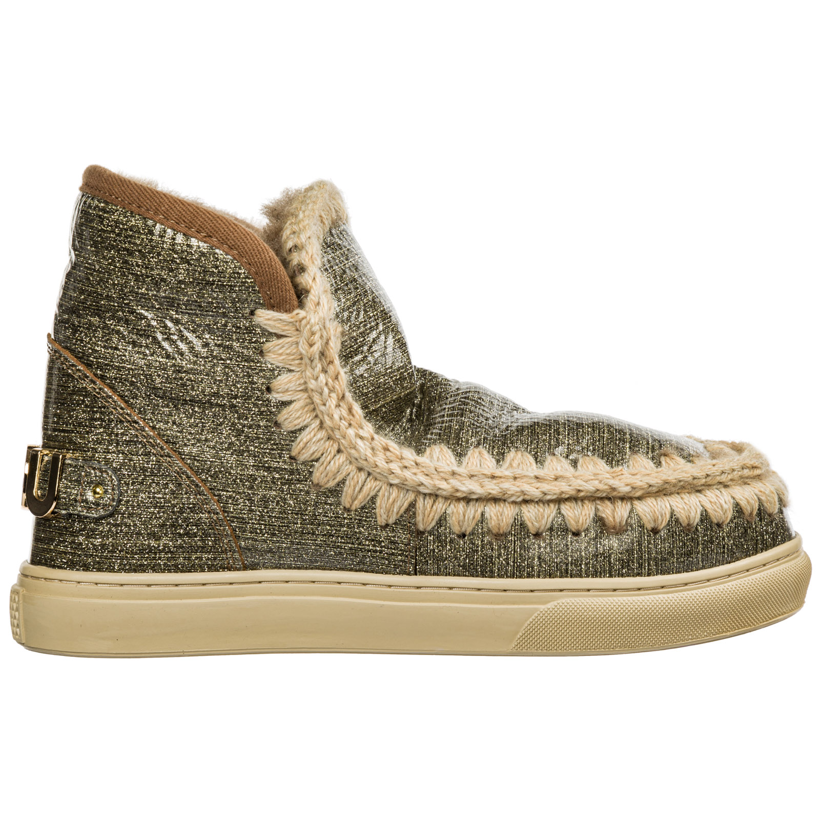 Eskimo Sneaker Stiefel Leder Ankle Stiefeletten Damen Boots Yf6ygvb7