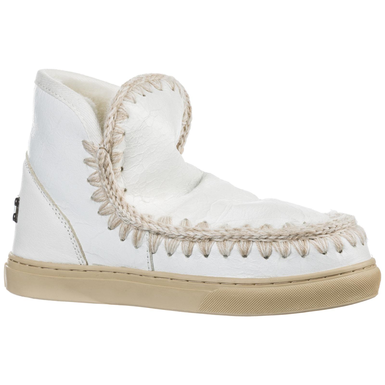 Ankle boots Mou eskimo sneaker MU