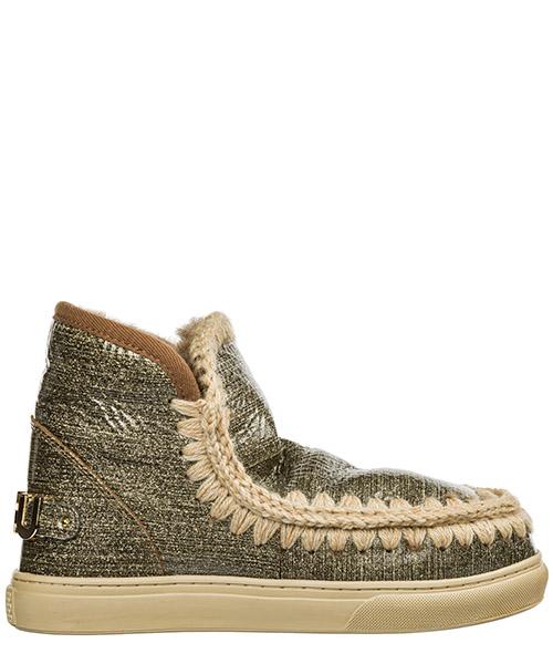 Stivaletti Mou eskimo sneaker eskisneakbiglogo oro