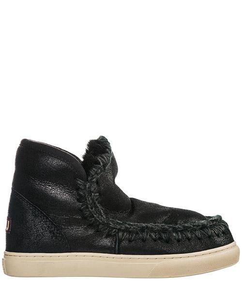 Ankle boots Mou eskimo sneaker mu.eskisneaker nero