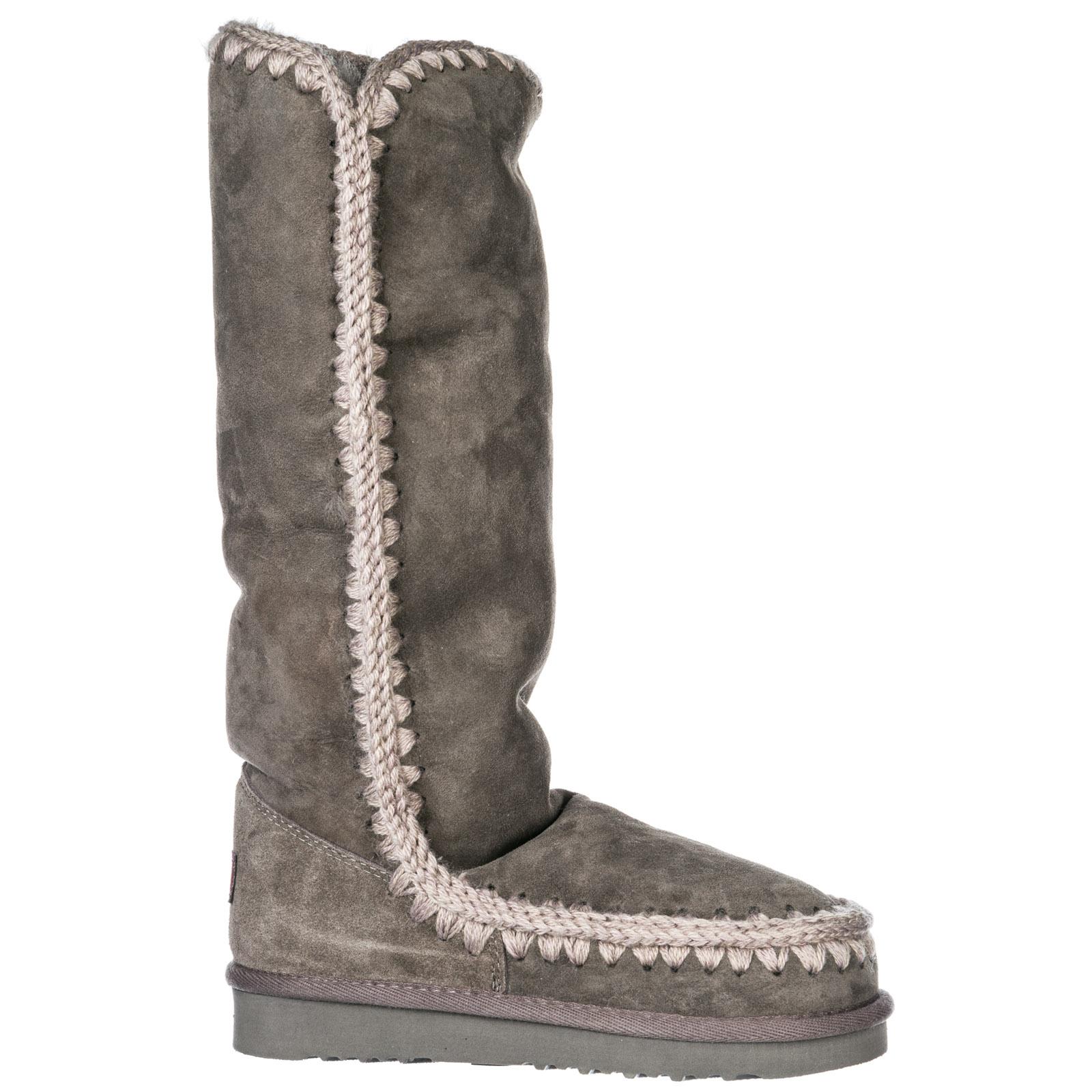 best sneakers 2051b e6564 Stivali donna in camoscio eskimo 40