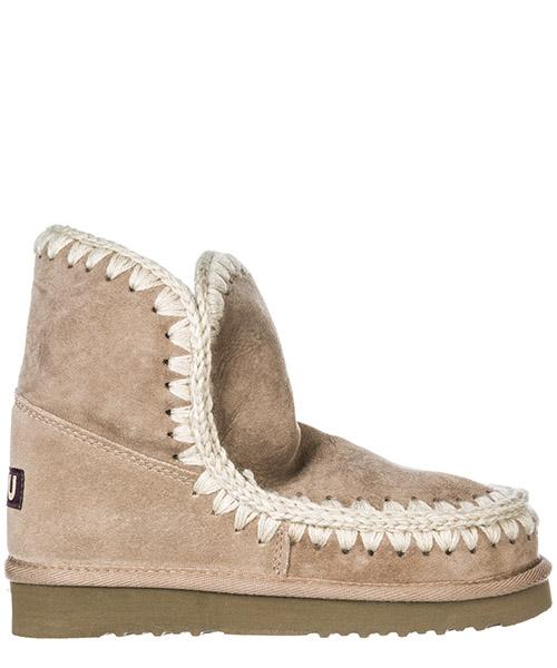 Ankle boots Mou Eskimo 18 MU.ESKIMO18-ELGRY elephant grey