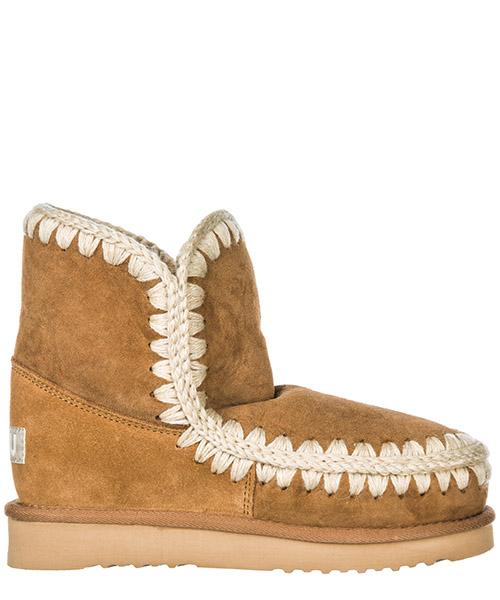 Ankle boots Mou eskimo 18 mu.eskimo18 cognac