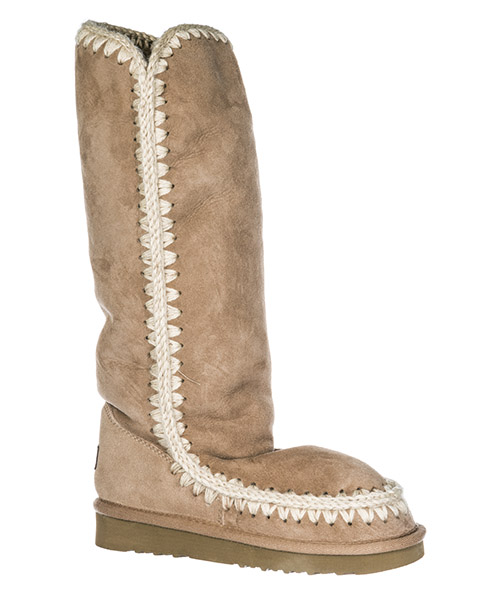 Women's suede boots eskimo secondary image