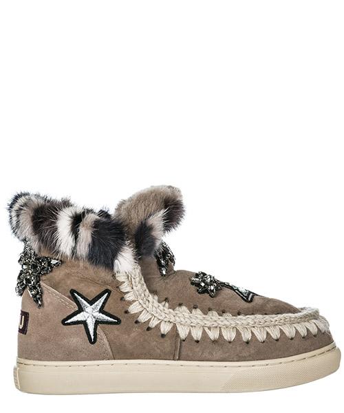 Ankle boots Mou Eskimo MU.ESKISNEPTCFUR elgry