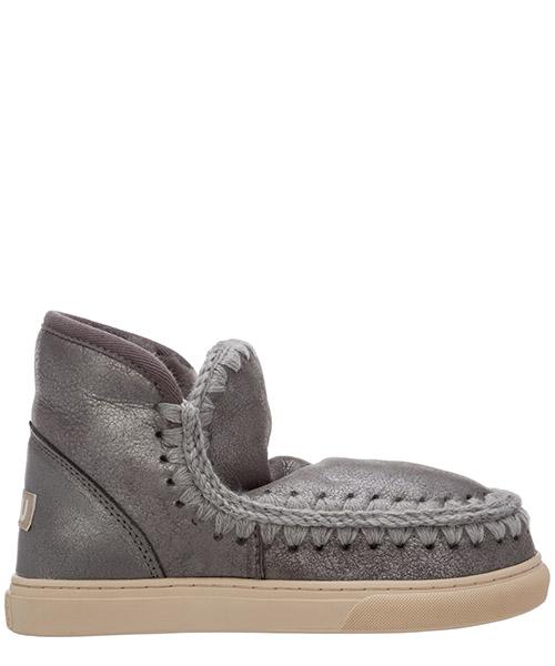 Sneaker Mou eskimo sneaker mu.fw111000b grigio
