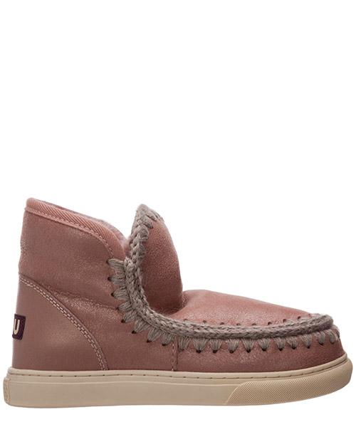 Sneaker Mou eskimo sneaker mu.fw111000b rosa