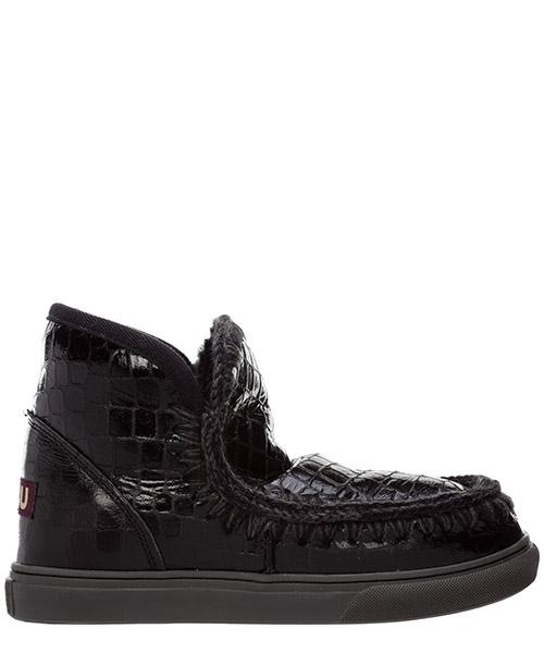 Stiefeletten Mou eskimo sneaker mu.fw111000c black