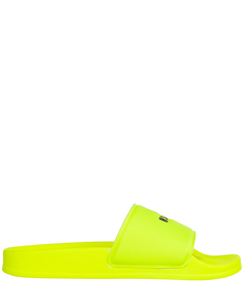 Mule MSGM Pool 2642MDS15208 732 giallo