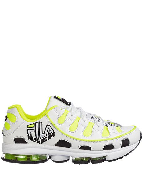 Sneakers MSGM fila silva 2740ms0125f 298 bianco