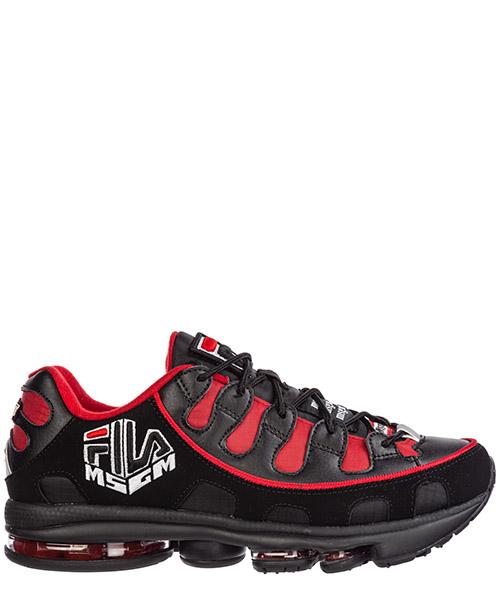 Sneakers MSGM fila silva 2740ms0125f 298 nero