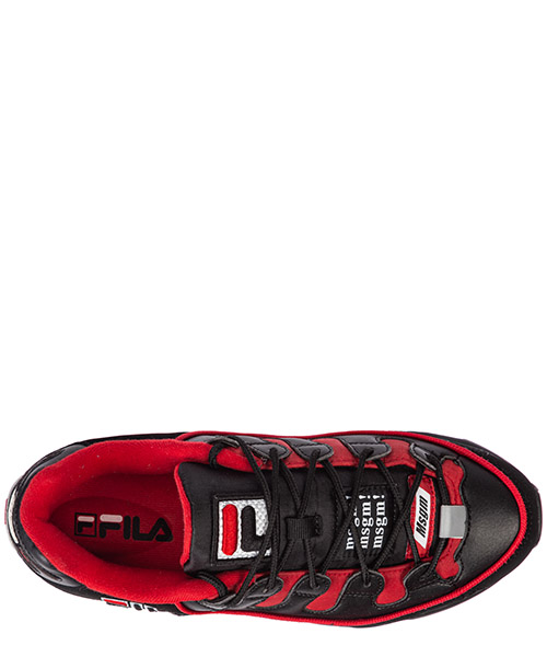 Men's shoes leather trainers sneakers fila secondary image