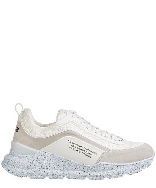 Sneakers MSGM z running 2740ms211 729 bianco