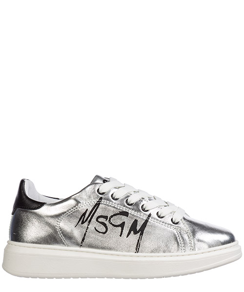 Sneakers MSGM 2741mds1708s 556 argento