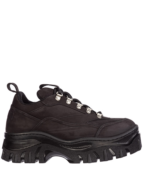 Sneakers MSGM tractor 2741mds509 395 nero