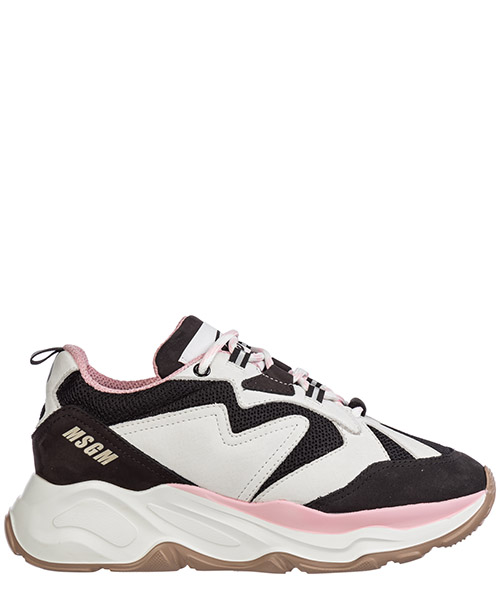 Sneakers MSGM attack 2742mds2086 703 nero