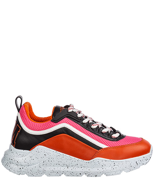 Sneakers MSGM hiking 2742mds211 727 fucsia