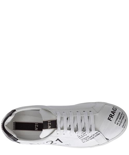 Herrenschuhe herren leder schuhe sneakers secondary image