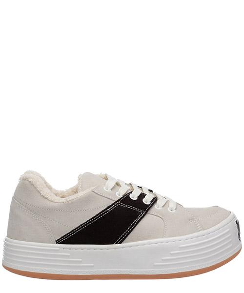 Sneaker Palm Angels snow pmia051f20lea0010110 white black