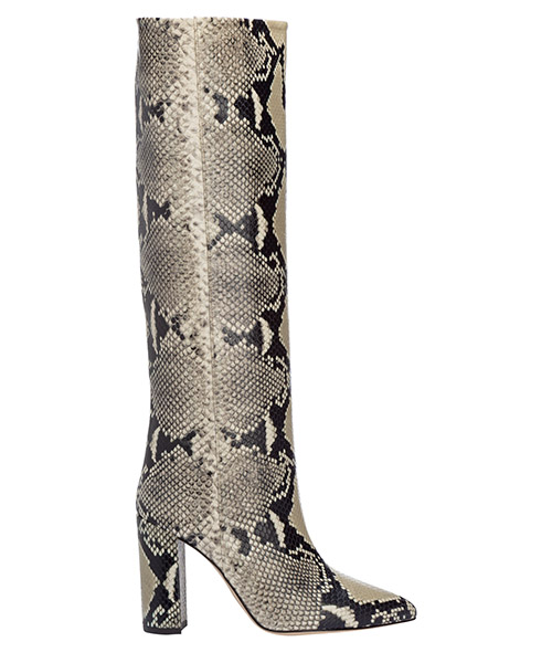 Knee high boots Paris Texas PX120 XPN01 naturale