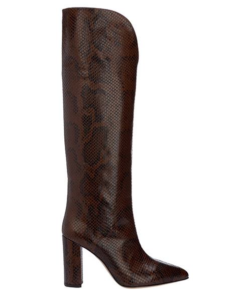 Knee high boots Paris Texas PX180 XPMBB marrone