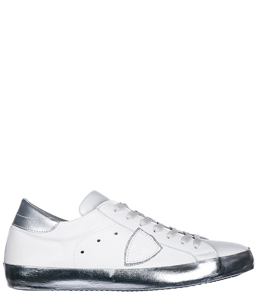 Chaussures baskets sneakers homme en cuir paris