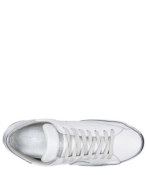 Chaussures baskets sneakers homme en cuir paris secondary image