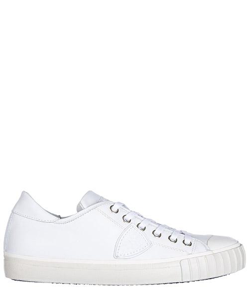 Zapatillas deportivas Philippe Model A17IGRLU-VL04 blanc / blanc