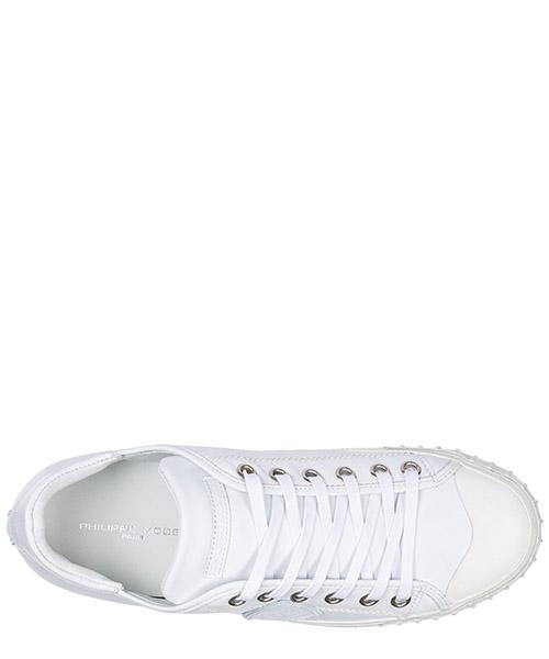 Zapatos zapatillas de deporte hombres en piel gare secondary image