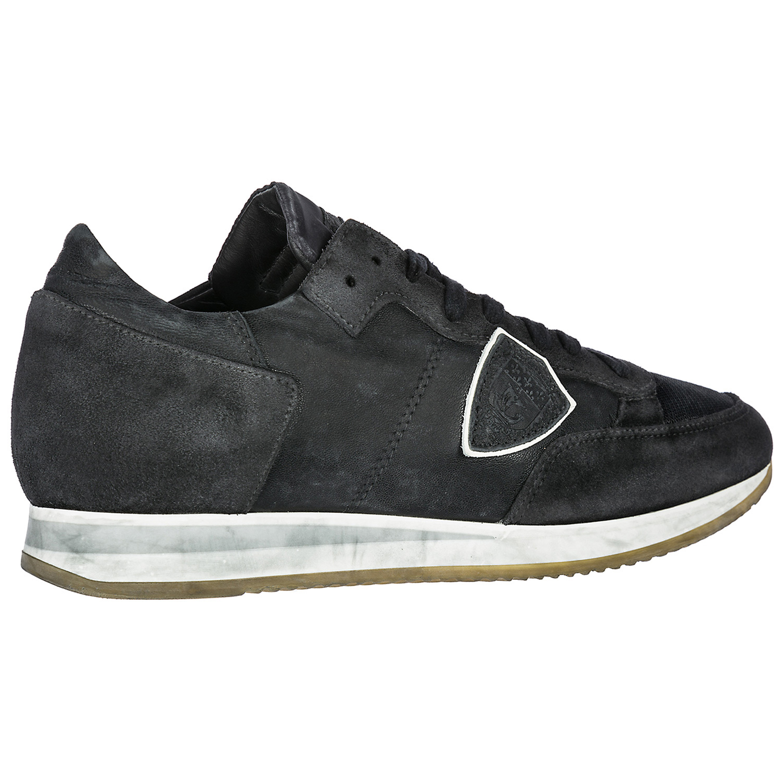 Noir Model Sneakers Tropez Run Rw04 Philippe A18etrlu Yn7Fvq