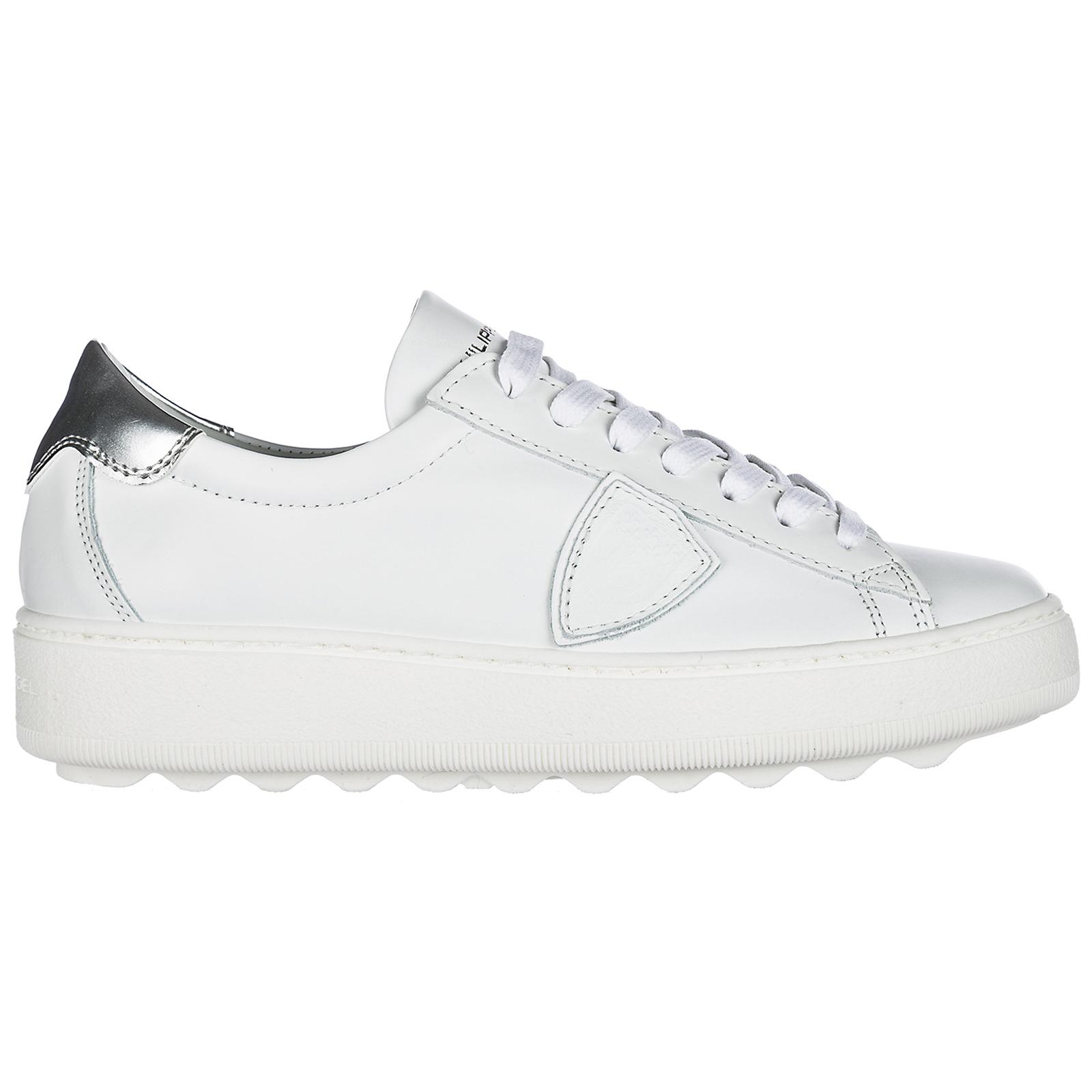 Scarpe sneakers donna in pelle madeline