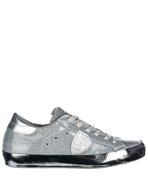 Sneakers Philippe Model paris A18ECELD-GG03 argento