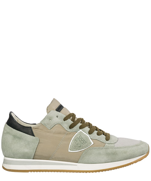 Men's shoes suede trainers sneakers tropez