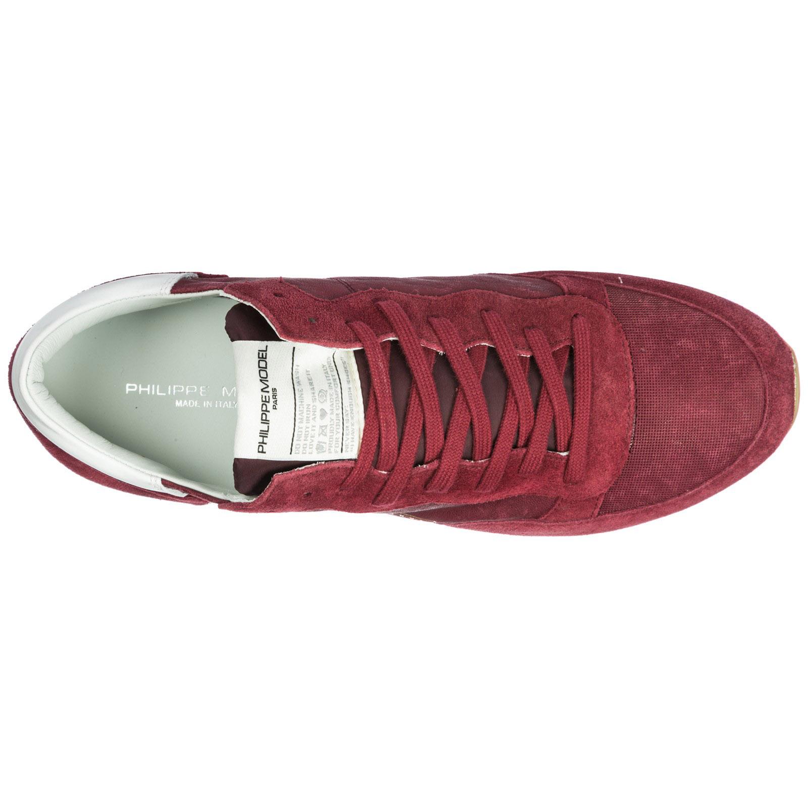 Men's shoes suede trainers sneakers tropez vintage