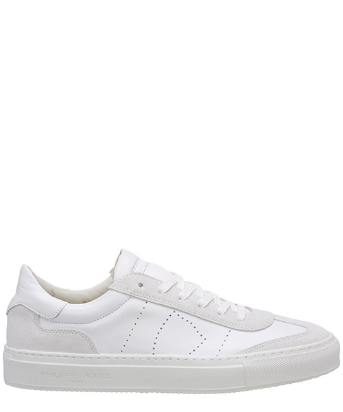 Turnschuhe Philippe Model A18IBVLU-VS15 bianco