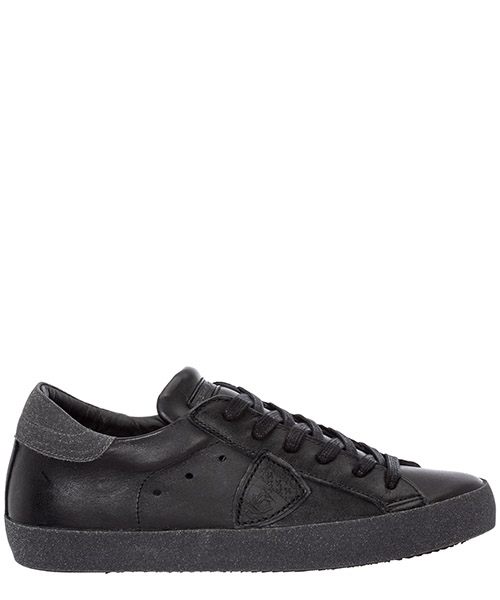 Sneakers Philippe Model Paris A18ICGLDML28 metal noir
