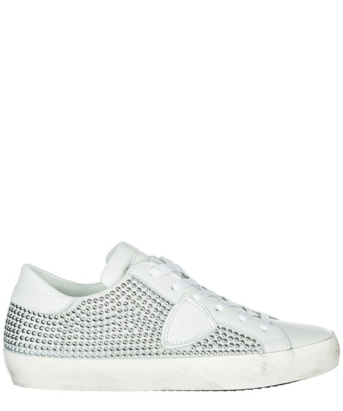 Sneakers Philippe Model A18ICLLDSS02 full blanc