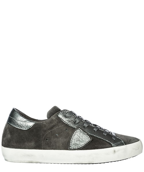 Sneakers Philippe Model A18ICLLDXY04 grigio