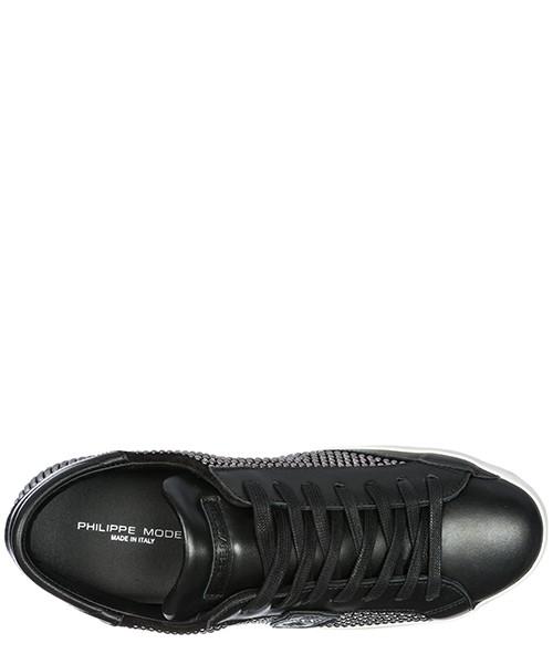 Scarpe sneakers uomo camoscio paris secondary image