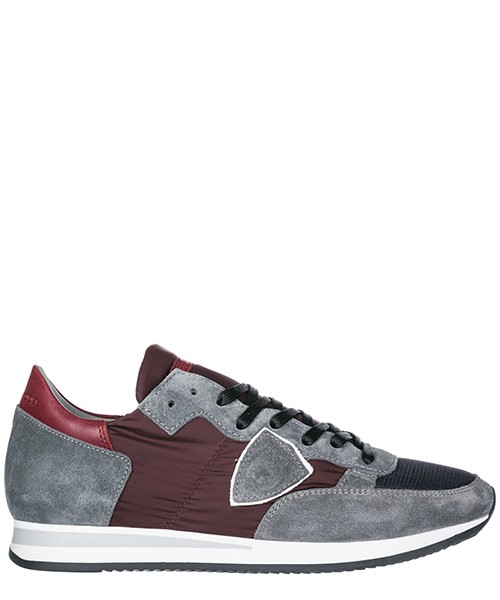 Sneakers Philippe Model Tropez A18ITRLUW070 mondial gris